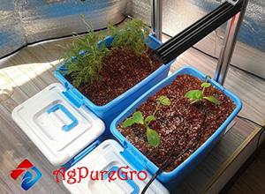 AGPureGro - Easy Home Gardening